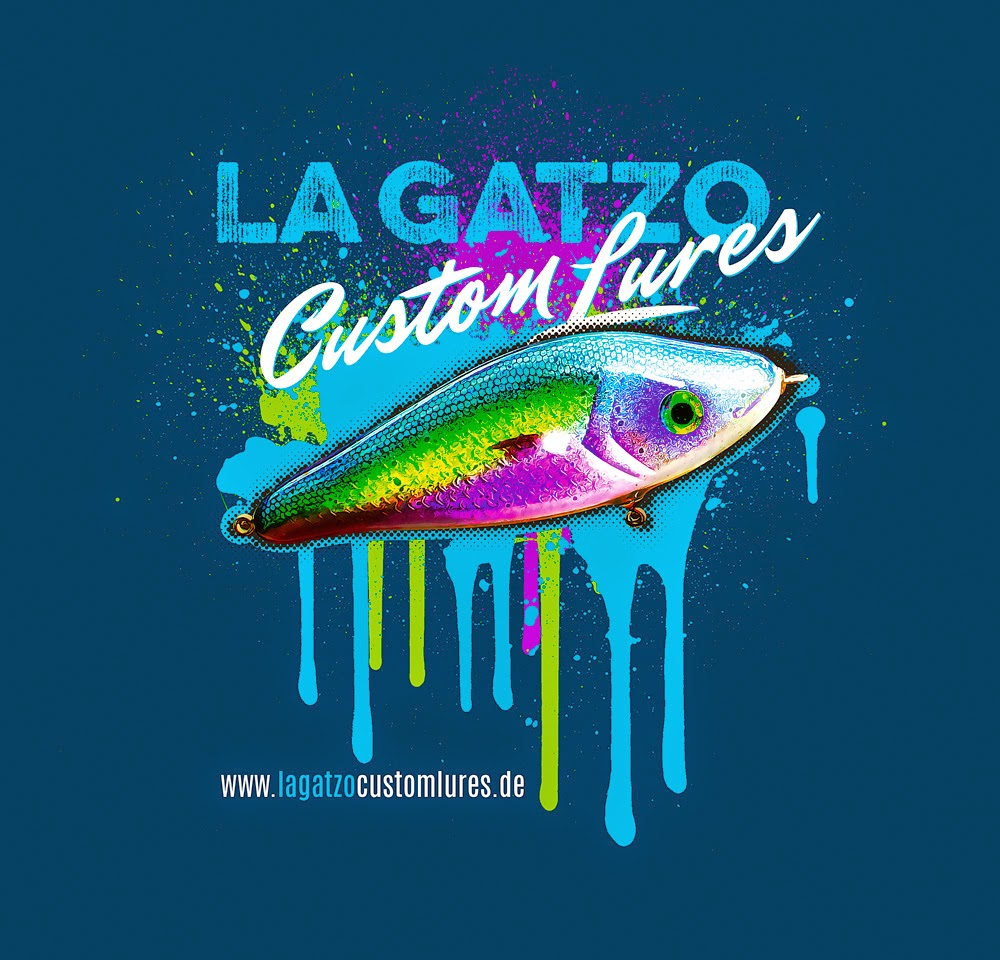La gazo custom lures